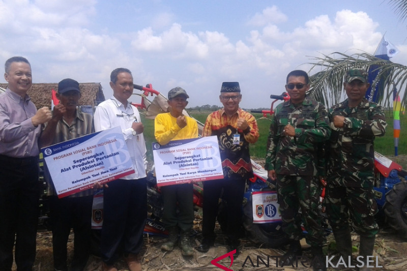Bantu alat dan mesin pertanian