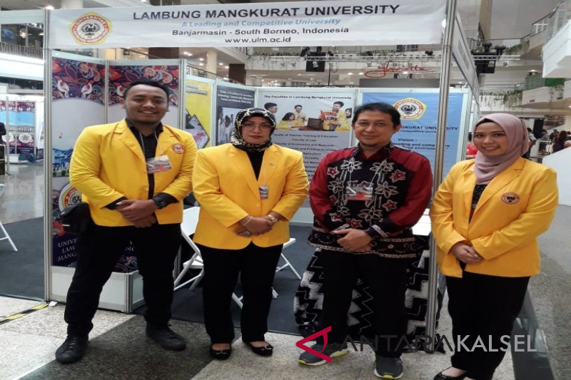 ULM ikuti Indonesian University Fair 2018 di Manila