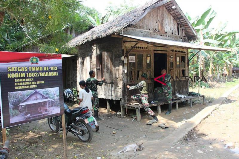 Bedah Rumah TMMD 103