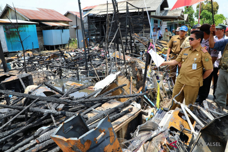 Slum handling in Banjarmasin mostly assisted by central govt