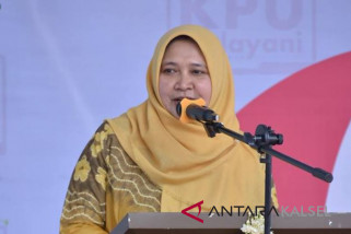 KPU HSS targetkan partisipasi politik 77,5 persen dalam pemilu