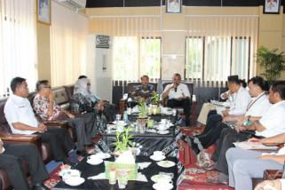 DPRD Kotim tertarik kesigapan Pemkab Banjar atasi tapal batas
