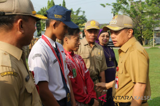 Atlet muda panjat tebing Tapin ikuti kejuaraan Asian