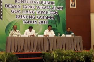 KPH Tabalong Gelar Konsultasi Publik Desain Tapak