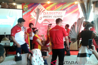 Daihatsu Astec Open 2018