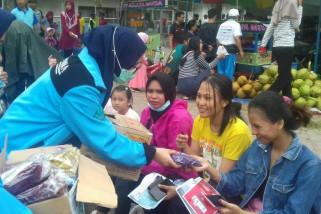 Mahasiswa Kalimantan galang bantuan untuk masyarakat Palu