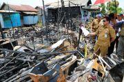 Bantu Korban Kebakaran, Kunjungi Korban Gempa dan Tsunami Palu, Sigi, dan Donggala