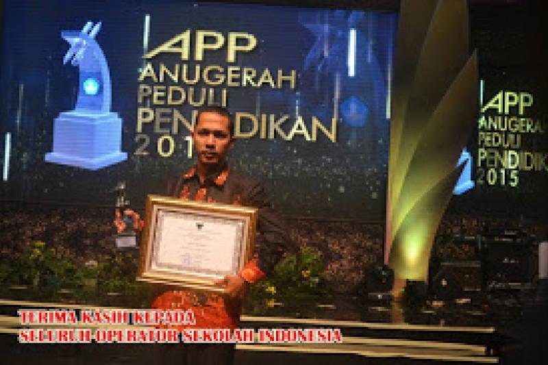 Jago Media Pembelajaran, Deny Dapat Penghargaan Nasional