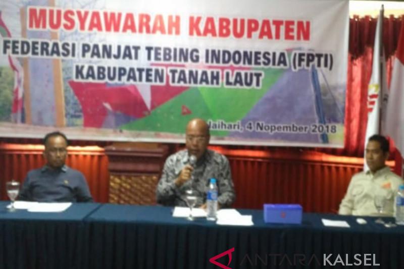 Musyawarah Kabupaten FPTI
