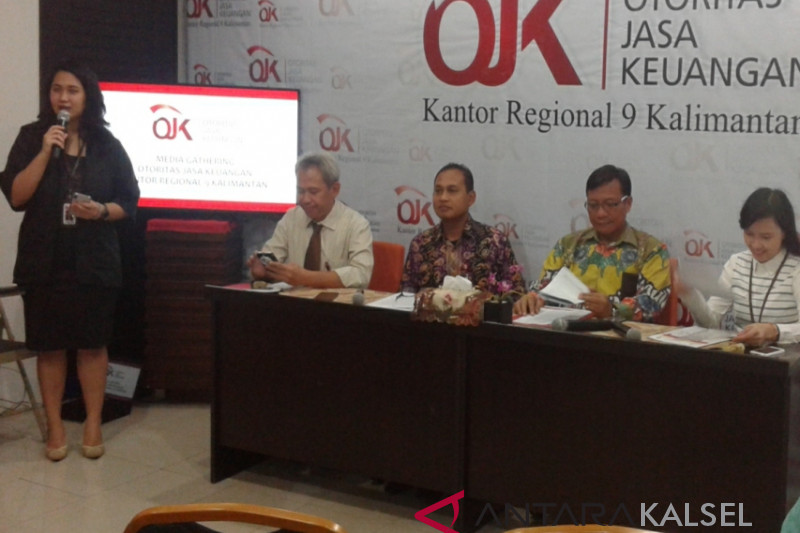 Media gathering OJK