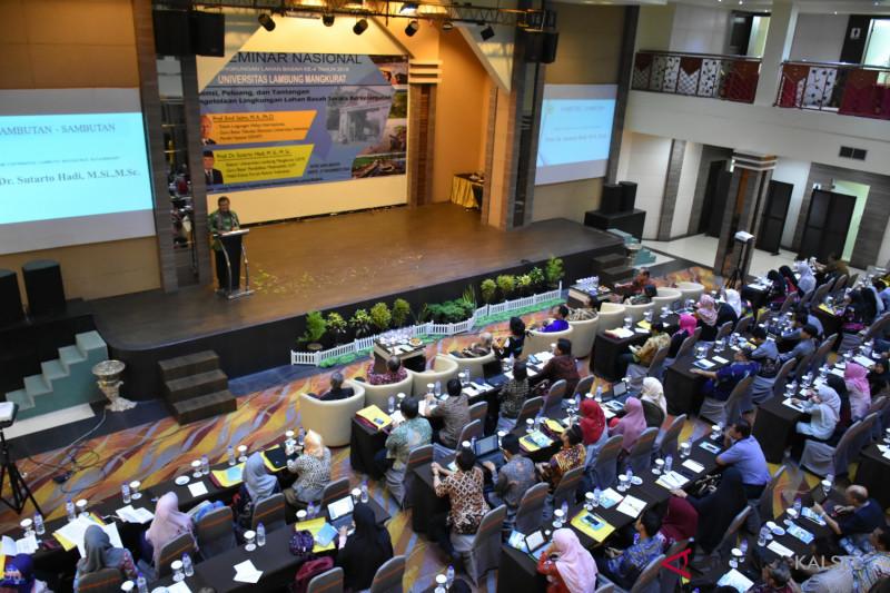 ULM sets wetlands as South Kalimantan