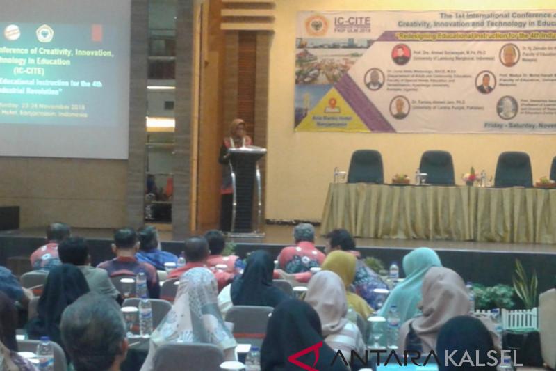 FKIP ULM gelar seminar internasional