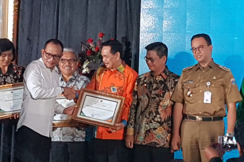 South Kalimantan wins a national work competency award
