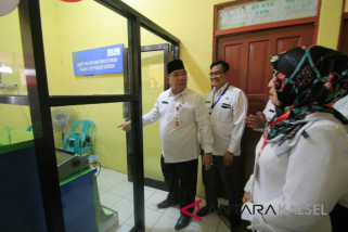 HSU Buka Kas Pembantu Kecamatan Himpun Pajak dan Retribusi