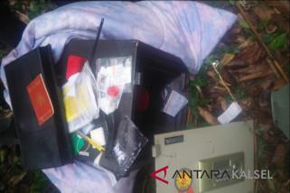 Polisi temukan brankas diduga hasil pencurian