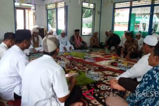 Satgas TMMD dan masyarakat gelar peringatan maulid Nabi