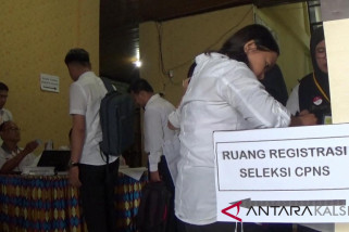 SKD CPNS di Kotabaru diikuti 3.243 peserta
