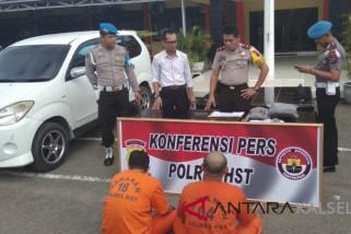 Pelaku hipnotis  emas ditangkap di Pasar Garuda Barabai