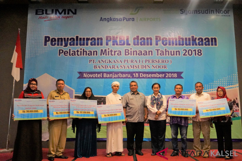 Angkasa Pura distributes Rp3.4 billion in CSR