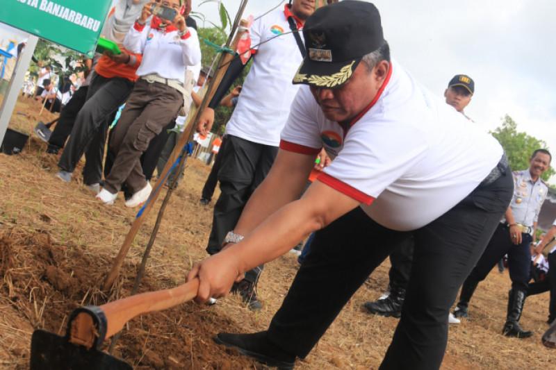 Mayor saves Maluka river basin area