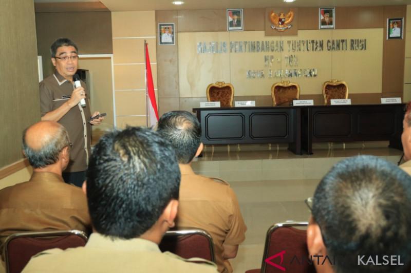 Banjarbaru govt has a financial courtroom