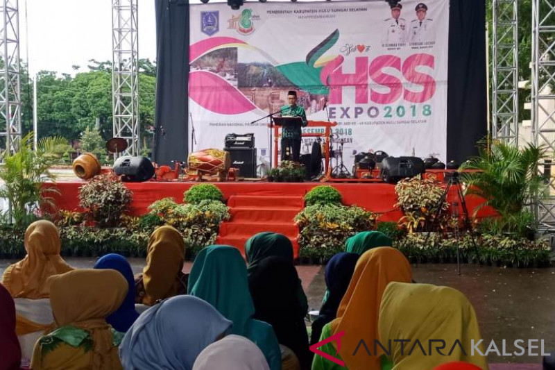 212 booths enliven 2018 HSS Expo