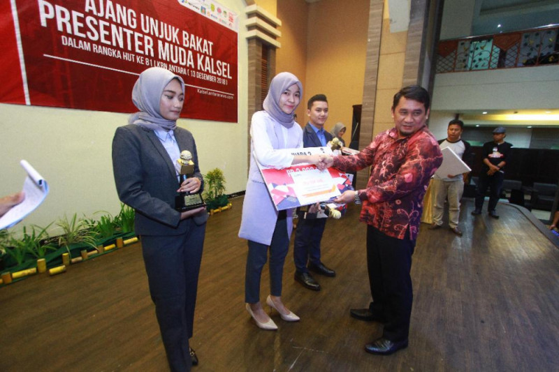 City Government ready to accommodate Antara presenter contest winner