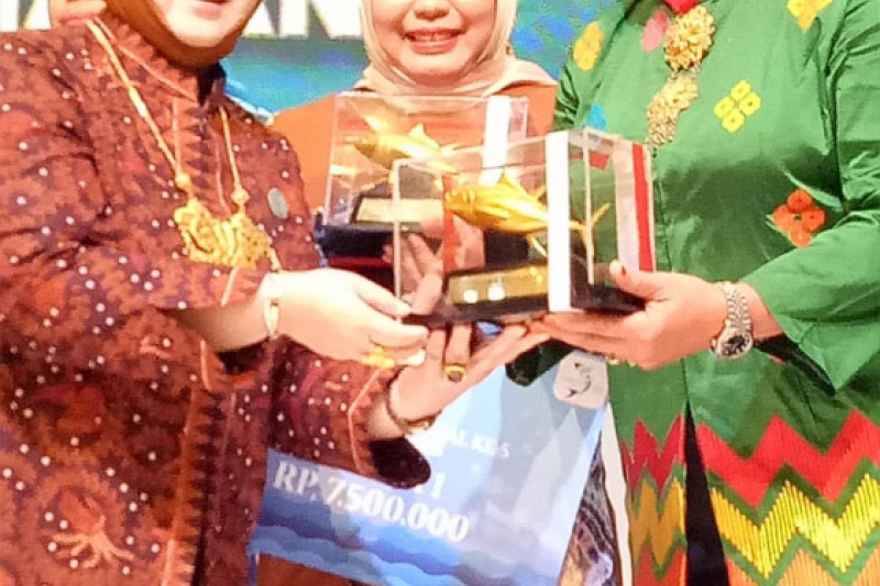 South Kalimantan win 1st place in national all-fish menu contest