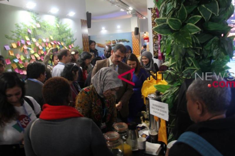 Peluang rempah dan produk UKM Indonesia masih besar di Prancis