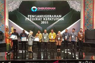 HSS raih anugerah predikat kepatuhan tinggi dari Ombudsman RI