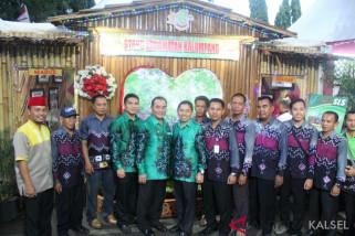 Kecamatan Kalumpang hadirkan stand