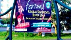 Festival Kemilau Kaltim Terjebak Jadi Event Serimonial