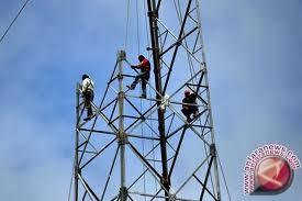 "Enam Menara Telekomunikasi Perbatasan Segera ""kring"""