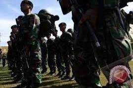 TNI AD Tambah Personel di Pulau Terluar