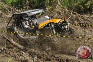 Tim Offroad Kalimantan Berpetualang ke Sabah