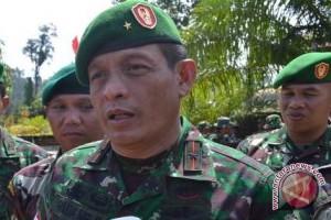 Danrem: Patroli TNI-TDM Bentuk Komitmen Indonesia-Malaysia