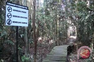 Adat Kutai Imbau Masyarakat Tak Merusak TNK