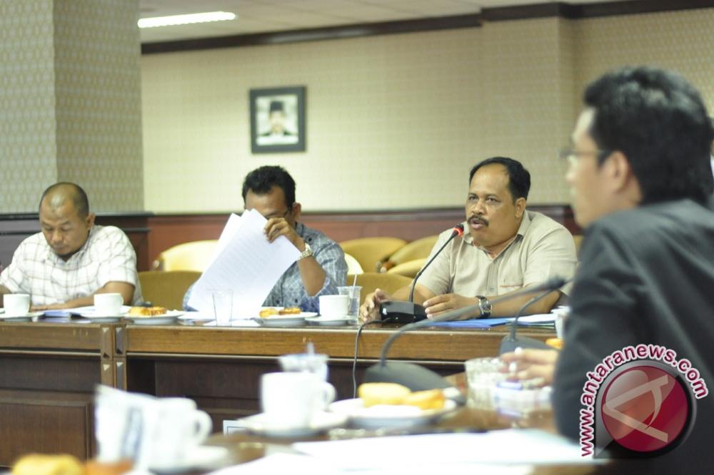Komisi I Terima Timses Paser Tengah