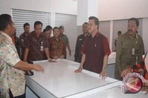 Walikota Resmikan Penggunaan Pasar Rahmat