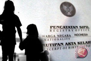 7,66 Persen Penduduk Kaltim Belum Miliki Akta Kelahiran