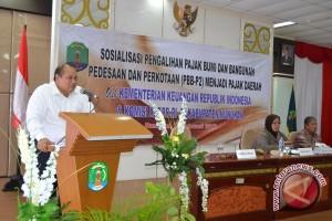 Kemenkeu-Komisi XI DPR Sosialisasikan Pengalihan PBB-P2