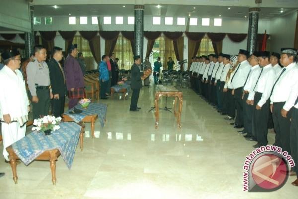 54 Anggota Panwascam Dilantik