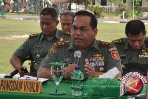 Kodam Siagakan 1.560 Personel di Perbatasan