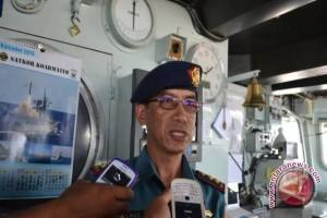 KRI Abdul Halim Perdanakusuma Tingkatkan Patroli Perbatasan
