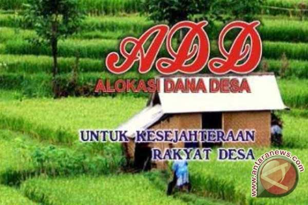 34 Kampung di Kutai Barat Terima Dana Desa