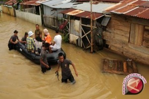 BNPB: Bencana akibat Cuaca Mengancam Sepanjang Februari