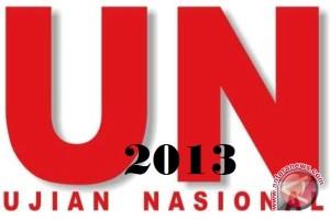 Siswa SMP Samarinda Ikuti UN di Polres