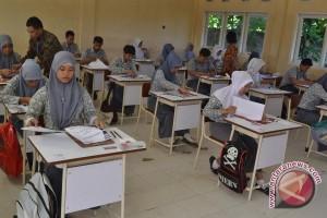 2.578 Siswa SMP Penajam Ikuti Ujian Nasional