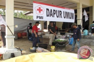 Dinas Sosial Dirikan Dapur Umum Korban Tanggul