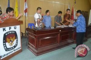 KPU Nunukan Umumkan DCS Melalui Media Massa